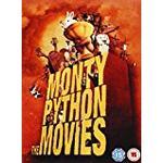 Monty python dvd Filmer Monty Python - The Movies (6 Disc Box Set) [DVD] [2006]